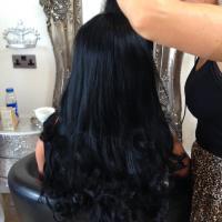 Lush Locks - Long Black Hair Extensions 2